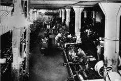 The story of the man who founded the Ford Motor Company, released the Model T and introduced the moving assembly line to the world. Assembly Line, Old Fords, Henry Ford, Ford Motor Company, Ford Models, Color Theory, Image, Rust Belt, Gilded Age