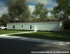 Dakota 16763D|Fleetwood Homes