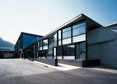 Production and Office Facility, Baar
