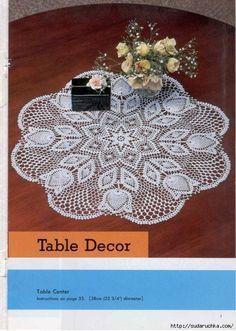 """More Pineapple lace: Fine Lace Crochet"". Журнал по вязанию крючком.. Обсуждение на LiveInternet - Российский Сервис Онлайн-Дневников"