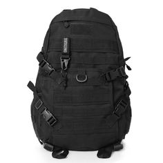 Amazon.com : OneTigris RECON 34L Moudular Fast Tactical Assault Backpack DayPack for EDC Camping Hiking Traveling Bushcraft (Black) : Sports & Outdoors