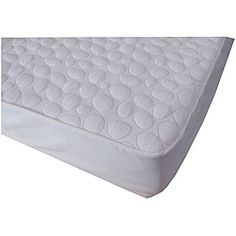 Christopher Knight Home Textured Organic Cotton Waterproof Crib Bed Bug Protector Encat By