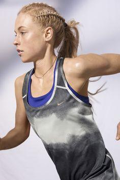 Dip dyed. #Nike