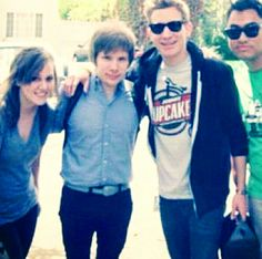 Patrick looks so young in here. And attractive. Not to mention hot.
