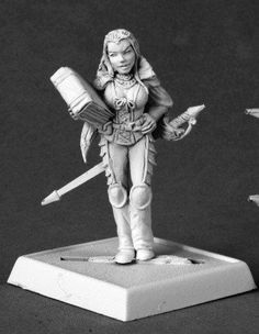 Pathfinder Miniatures (Ailyn Ghontasavos 60065) RPG 25mm Minis