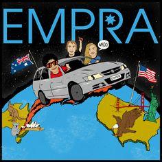 EMPRA-EP-Artwork