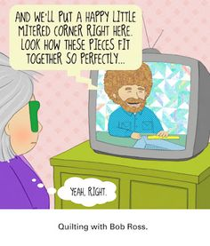 mrs bobbins - quilti