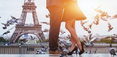 Best Romantic Vacays — Paris #purewow #travel #getaway #romanticgetaway #honeymoon #worldtravel