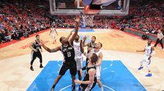 SCRIVOQUANDOVOGLIO: BASKET NBA PLAYOFF:OTTAVI DI FINALE GARA 2 (22/04/...