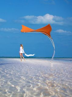 @TUUCI shade sculpture. Tips for buying outdoor furniture