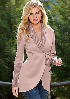 Women s Jackets   Coats  Outerwear   Venus Venus Online, Sweater Coats,  Wrap Sweater 62590267be3