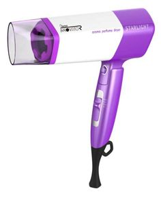 INNOVATOR Ionic Fragrant Hair Dryer 2000W Color White With Purple ** Be sure to check out this awesome product.