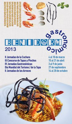When it comes to mouth-watering Spanish cuisine, the sunny gay haven of Benidorm has it all. Tapas, Spanish Cuisine, Canapes, Spain, Gay, Dishes, Travel, Food, Purple