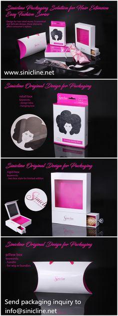 Hair weave packaging virgin hair packaging box, View hair ...
