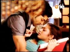 Maan falls on Geet. Gurmeet Choudhary, Drashti Dhami, Indian Drama, This Is Love, Unconditional Love, Best Couple, Falling In Love, Tv Shows, Couple Photos