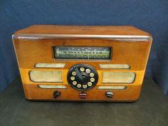 Wilcox Telephone Dial radio
