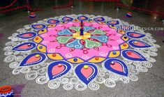 80 Best and Easy Rangoli Designs for Diwali Festival Best Rangoli Design, Indian Rangoli Designs, Kolam Designs, Diwali Greeting Cards, Diwali Greetings, Diwali Wishes, Diya Rangoli, Peacock Rangoli, Happy Diwali Images Wallpapers