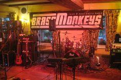 BrassMonkeys play at the Red Shoot Inn