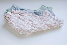 Baby Harem Pants: Free Pattern