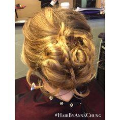 #HairByAnnaChung
