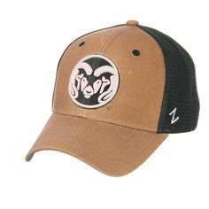 outlet store b9fdf 4bd20 CSU Rams Snapback Hat