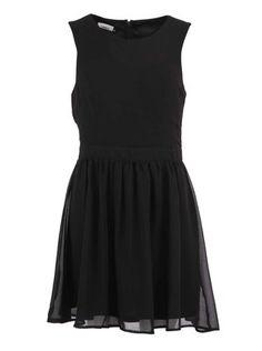 ONLY - Černé šaty  Dara - 1