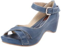 Khrio Women's Gerona Wedge Sandal - designer shoes, handbags, jewelry, watches, and fashion accessories   endless.com $145