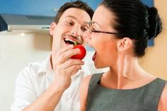 Do aphrodisiacs really work? Can you change your mood with food chemistry?  Here are famous foods and activities known for love, the science behind them, and tasty recipes to share with your sweetie.  Healthy Boosters for Love and Romance     1. Honey: The