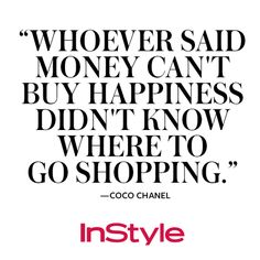 It's Coco Chanel's Birthday! 9 Memorable Quotes bythe ChicStyle Icon from InStyle.com