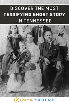 This terrifying ghost story out of Tennessee will give you the chills. The scary tale involves a tragic murder, hauntings, and more. Scary Creepy Stories, Creepy People, Scary Tales, Ghost Stories, Most Haunted Places, Spooky Places, Murder Stories, Haunted History, Tennessee Vacation