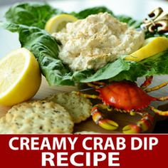 ... these crab recipes on Pinterest | Crabs, Crab mac and cheese and Brie
