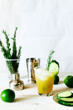 Cucumber Lime Zinger