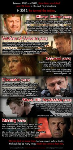 How Sean Bean Survived 2012 Like a Total F*cking Champ