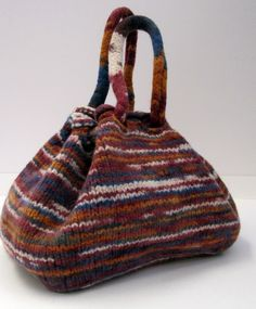 the wool shop - spicy bag