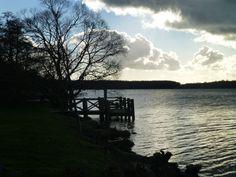 Soroe - Autumn at The lakes of Soroe (The Academy garden)