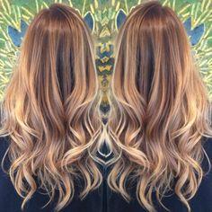 Top 20 Meilleurs Balayage Cheveux Inspirés Automne 2015