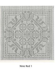 Nine Red вышивка. Обсуждение на LiveInternet - Российский Сервис Онлайн-Дневников
