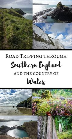 Curious to see what it's like to go on a road trip through Southern England and the often forgotten country of Wales? Check it out! • Road Tripping Through Southern England and the country of Wales | The Wanderful Me
