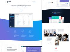 Lasso Home Page Iteration by JT Grauke