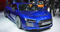 #Audi #R8 to get turbocharged five-cylinder?