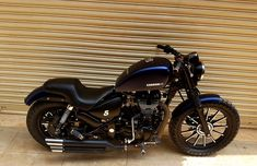 Royal Enfield Modified CARBON SS LITE BULLETEER CUSTOMS, Royal Enfield Modification