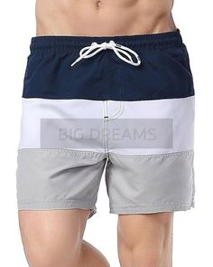 Get Malavita Men's Swim Trunks Beach Shorts Mesh Lining Swim Trunks With Pockets at beachaccessoriesstore Sport Shorts, Swim Shorts, Men Shorts, Mens Casual Suits, Bermudas Shorts, Joggers, Black Nike Shoes, Camisa Polo, Man Swimming