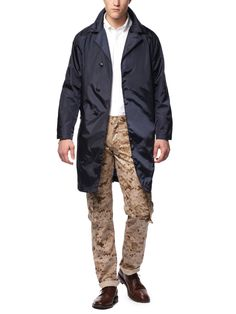 Mark McNairy  All Weather Coat