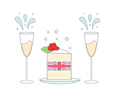 Tips for throwing a wedding viewing party fit to celebrate Prince Harry and Meghan Markle.