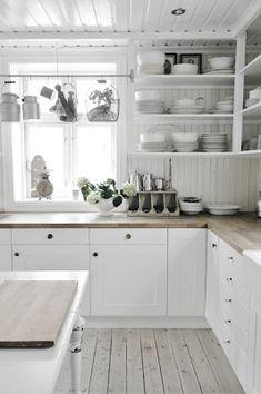 Atmosfere nordiche in cucina | Blog di arredamento e interni - Dettagli Home…