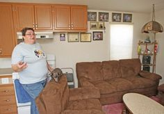 inside her apartment mold - Google Search