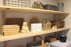 【おうちカフェ計画】お洒落で便利なキッチン棚と小物使いのコツ #DIY #カントリー #ホワイト - NAVER まとめ