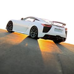 An Awesome Tribute to Lexus LFA (VIDEO) Click to view...