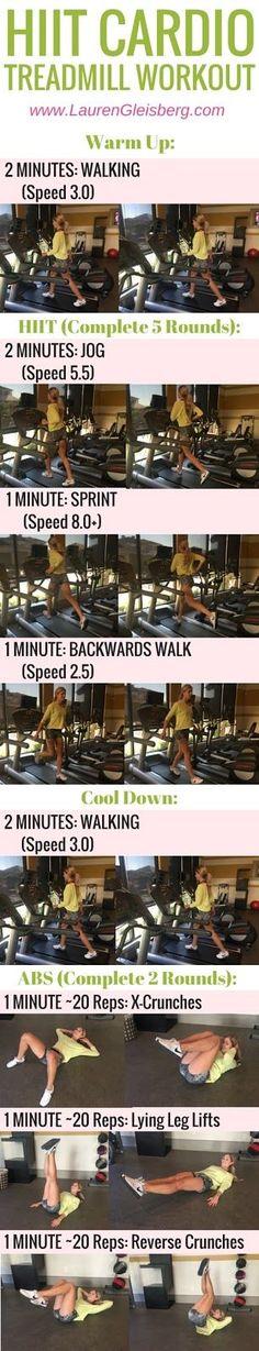 #LGFitmas Challenge: HIIT Cardio & Abs (W1D3) | Lauren Gleisberg | Happiness, Health, & Fitness | Gym Workout