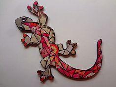 iguanas en mosaiquismo - Buscar con Google
